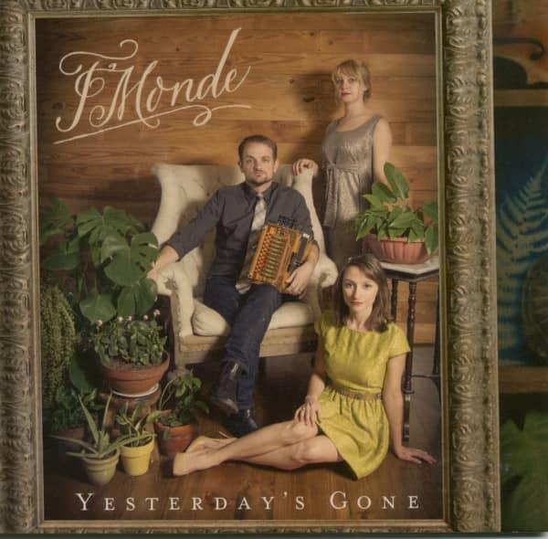 Yesterday's Gone (CD)