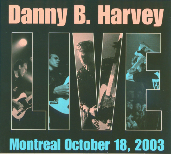 Live In Montreal (CD Album)
