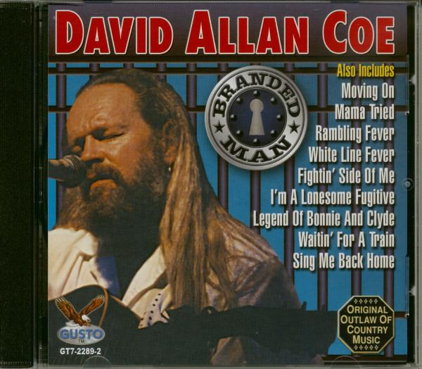 Branded Man (CD)
