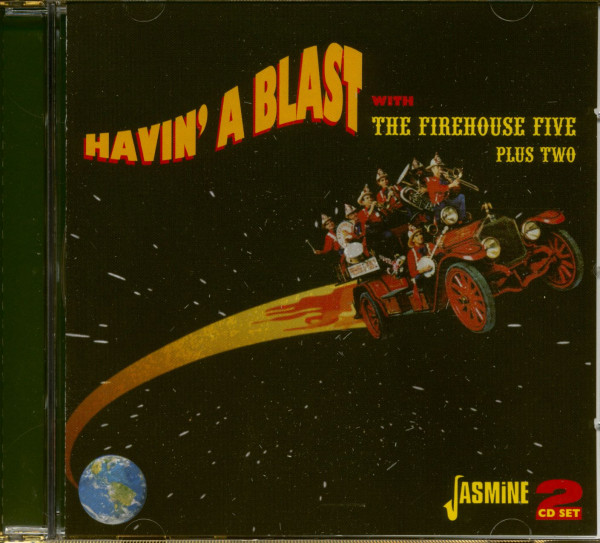 Havin' A Blast With The Firehouse Five Plus Two (2-CD)