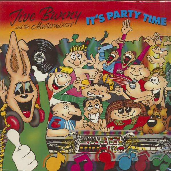 It's Party Time (LP)