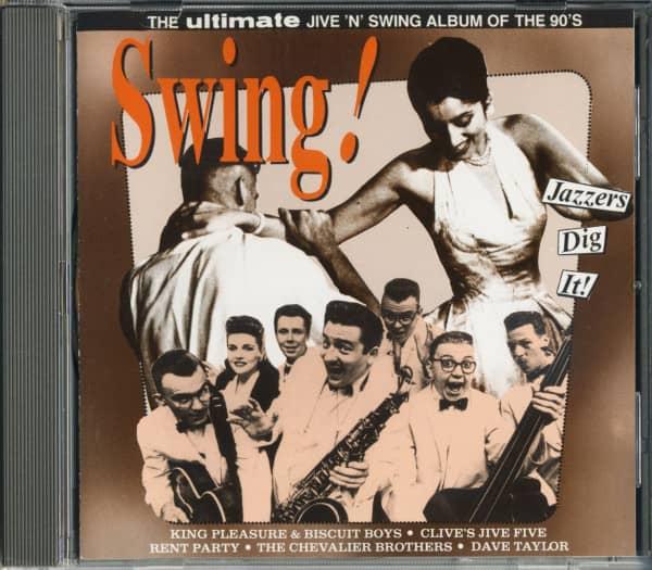 Swing! (CD)