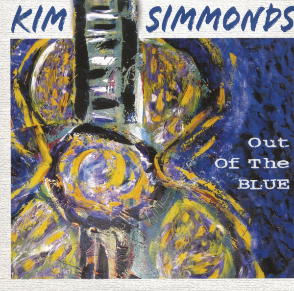 Out Of The Blue (CD)