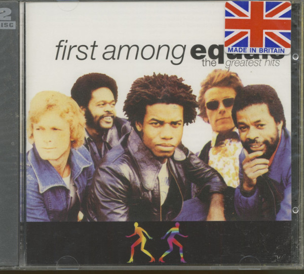 First Among Equals (2-CD, cut-out)