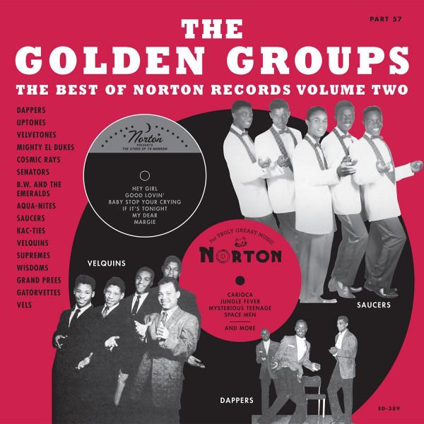 Golden Groups Vol.57 - Best Of Norton Records Vol.2