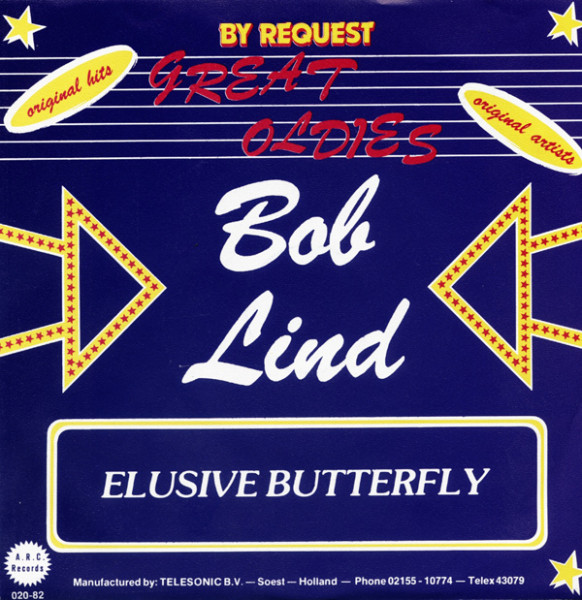 Tell Him - Elusive Butterfly 7inch, 45rpm, PS