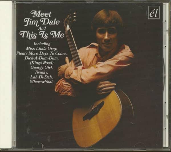 Meet Jim Dale - This Is Me (CD)