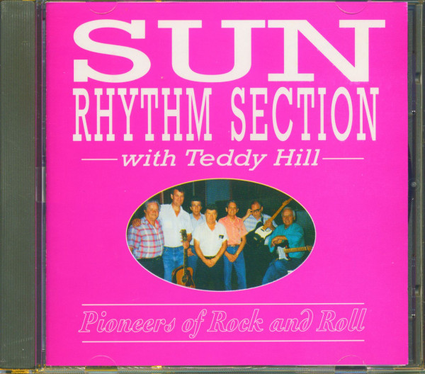 With Teddy Hill - Pioneers Of Rock And Roll (CD)