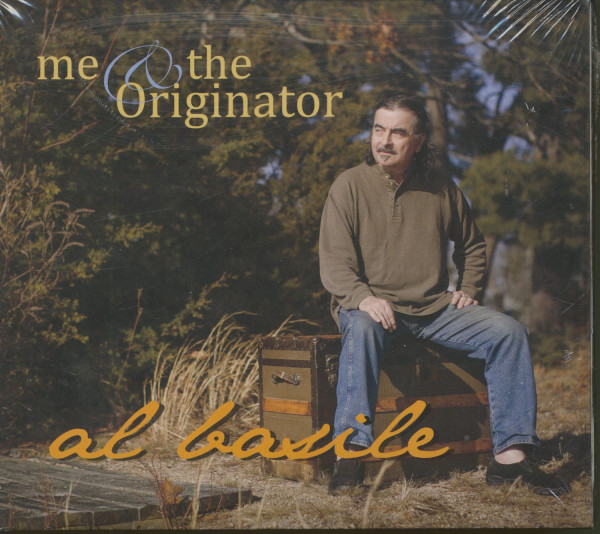 Me And The Originator (CD)