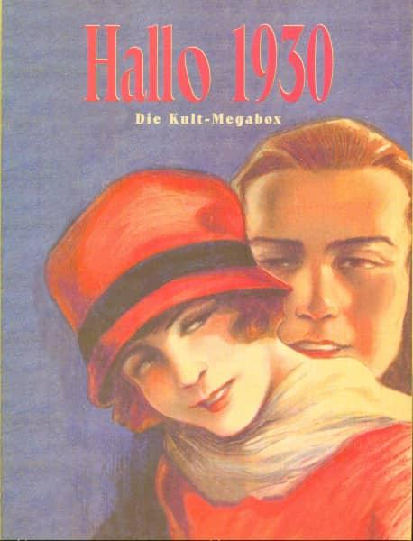Hallo 1930 - Die Kult-Megabox (4-CD & Book)