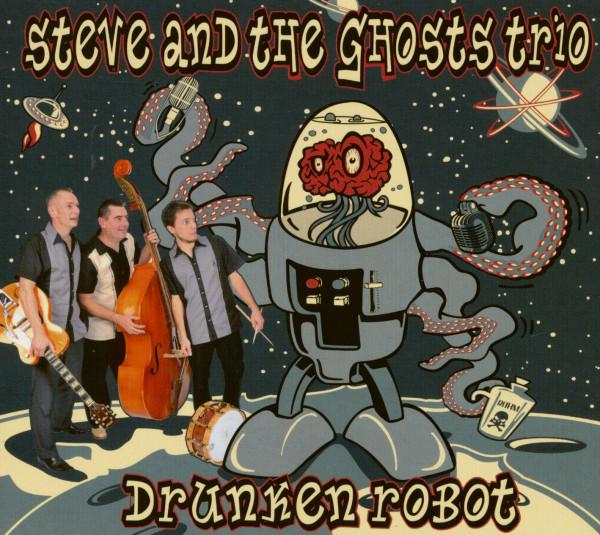 Drunken Robot (CD)