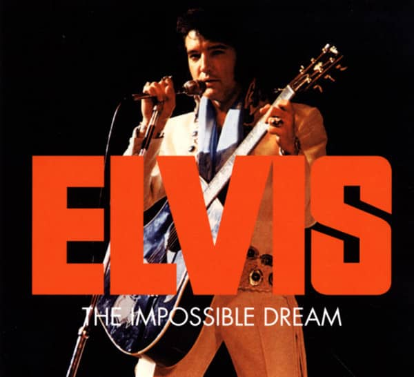 The Impossible Dream (CD)