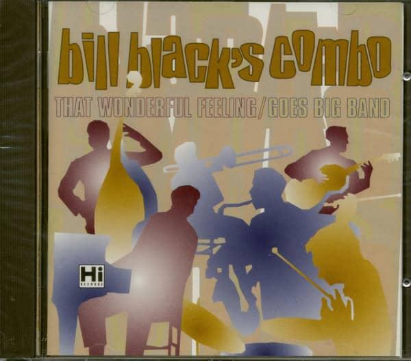 That Wonderful Feeling - Goes Big Band (CD)