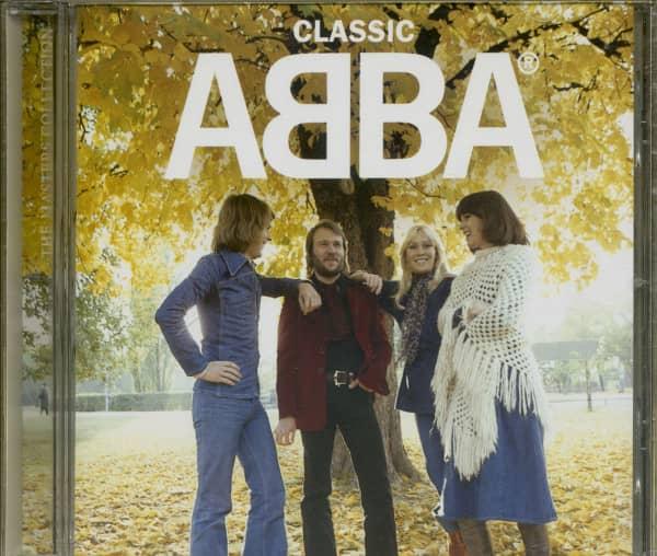 Classic Abba (CD)
