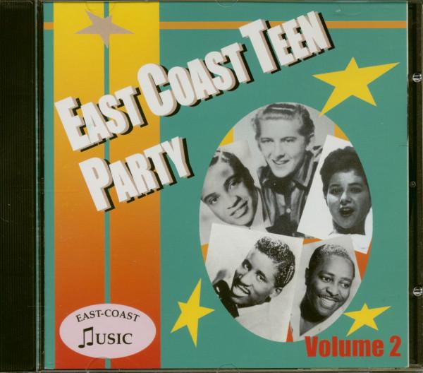 East Coast Teen Party Vol. 2 (CD)