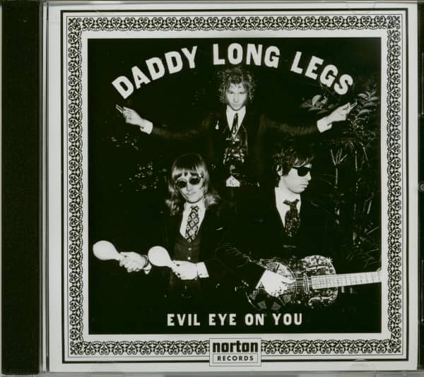 Evil Eye On You (CD)