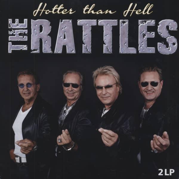 Hotter Than Hell (2-LP 180g)