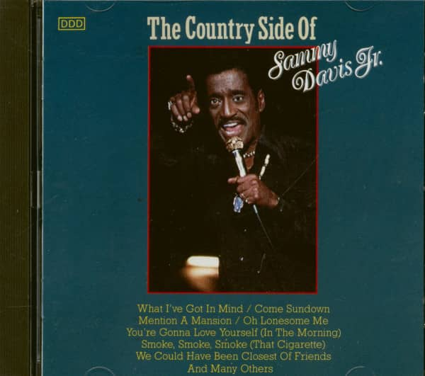 The Country Side Of Sammy Davis Jr. (CD)