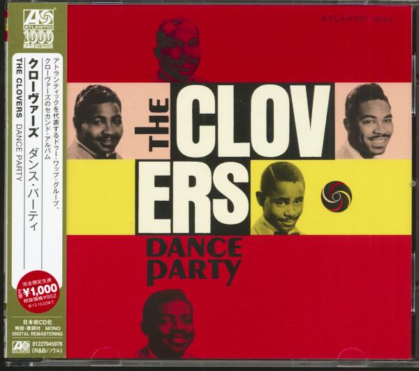 Dance Party (CD, Japan)
