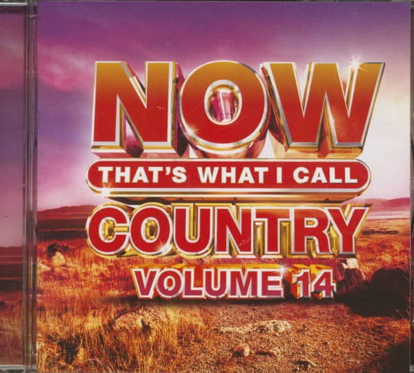 Now That's What I Call Country Vol.14 (CD)