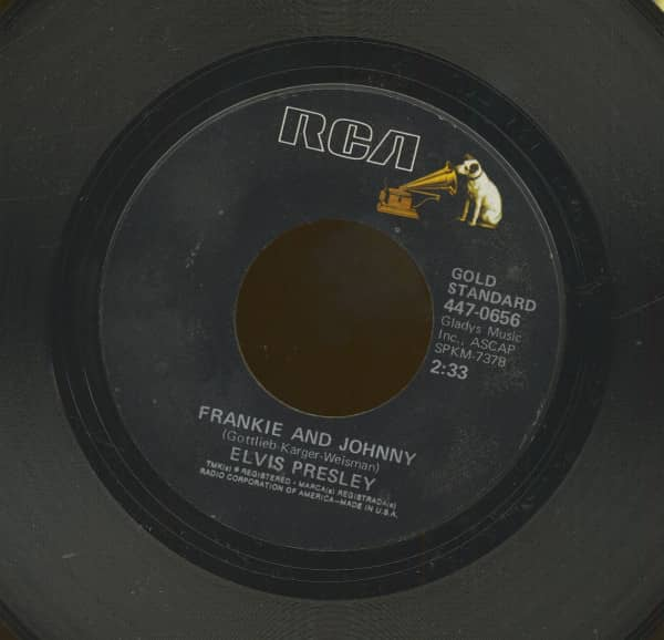 Frankie And Johnny - Please Don't Stop Loving Me (7inch, 45rpm)