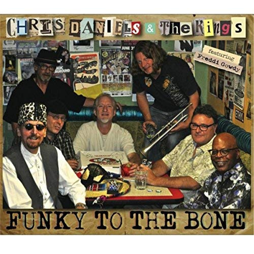 Funky to the Bone (CD)