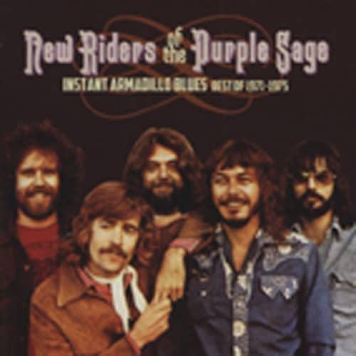 Instant Armadillo Blues - Best 1971-75 (2-CD)