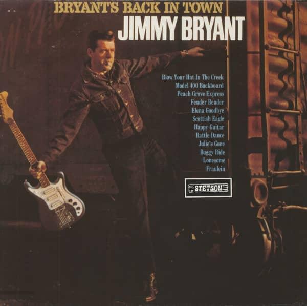 Bryant's Back In Town (Vinyl)