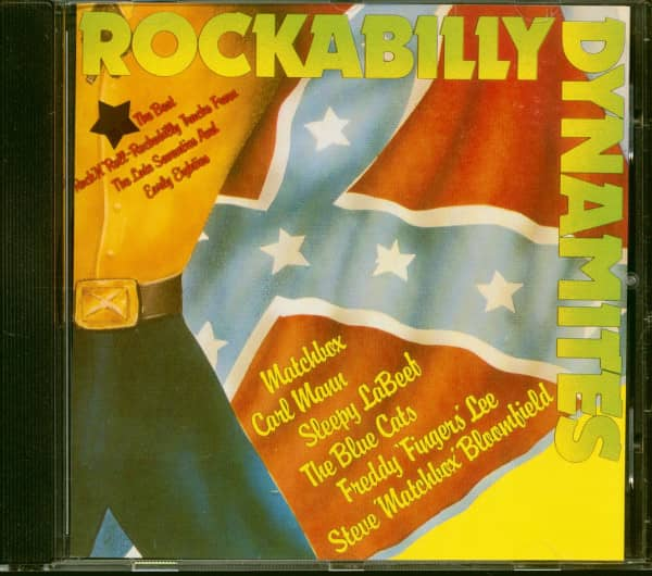 Rockabilly Dynamites (CD)