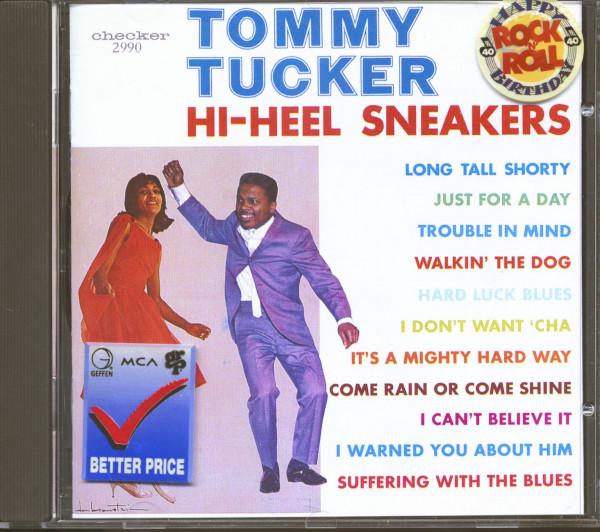 Hi-Heel Sneakers (CD, Expanded Version)
