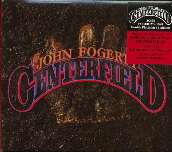 Centerfield (CD)