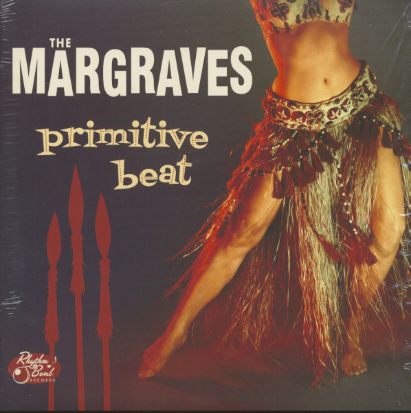 Primitive Beat (LP)