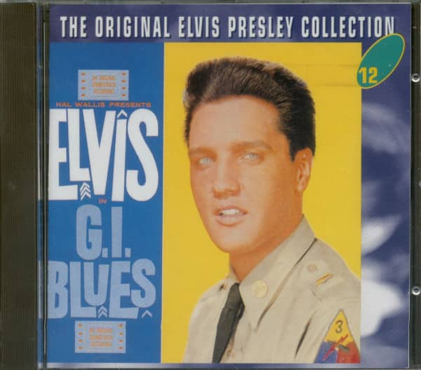 G.I. Blues - The Original Collection #12 (CD)