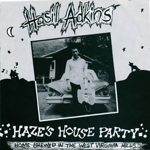 Haze's House Party 7inch, 45rpm, EP, PS
