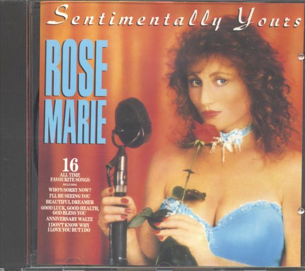 Sentimentally Yours (CD)