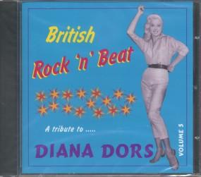 British Rock'n'Beat Vol.5 - A Tribute To Diana Dors (CD)