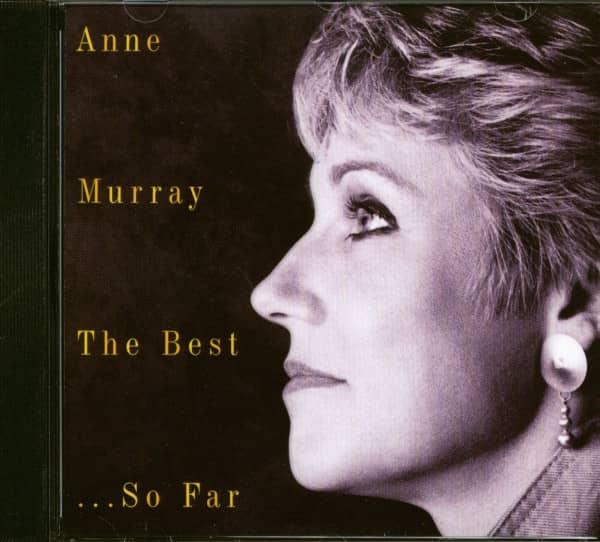 The Best...So Far (CD)
