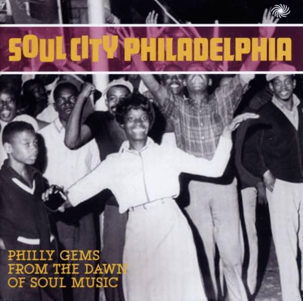 Soul City Philadelphia (2-CD)