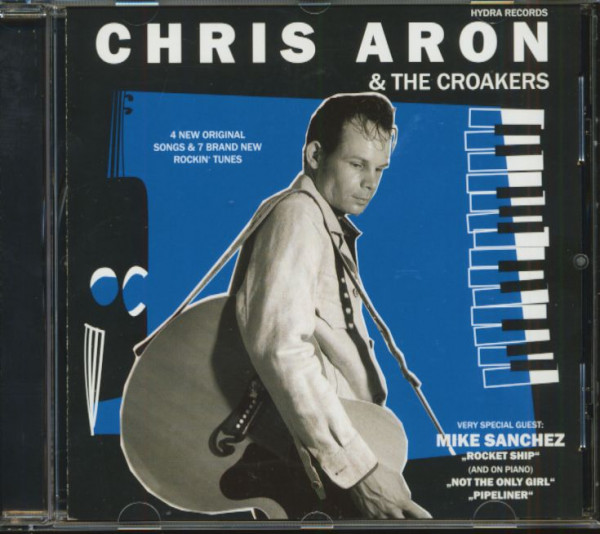 Chris Aron & The Croakers (CD)