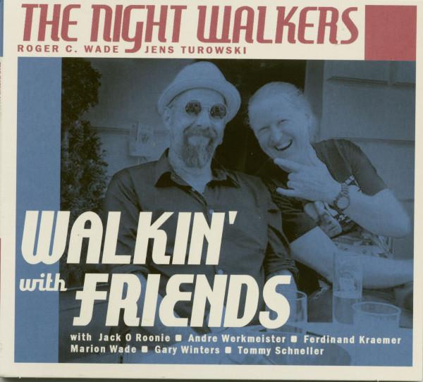 Walkin' With Friends (CD)