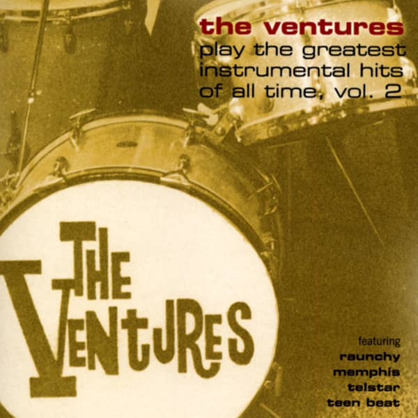 Vol.2, Play The Greatest Instrumental Hits...