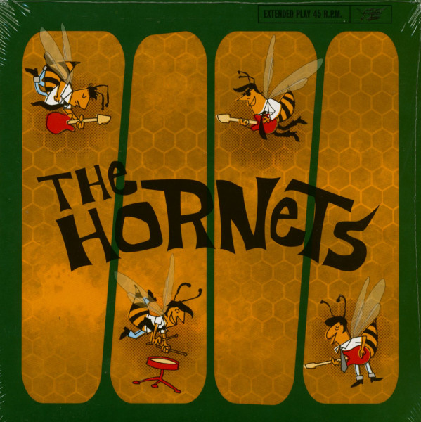 Hornets (7inch, EP)
