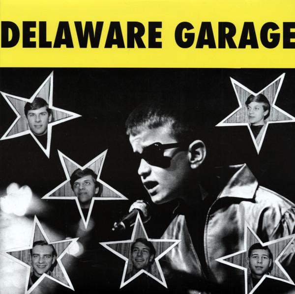 Delaware Garage (140 gram Vinyl LP)
