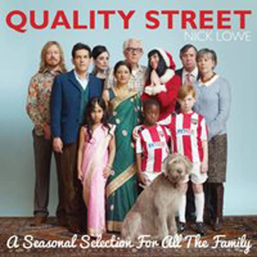 Quality Street: A Seasonal Selection for All the Family