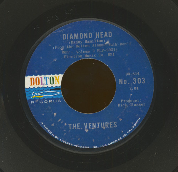 Diamond Head - Lonely Girl (7inch, 45rpm)