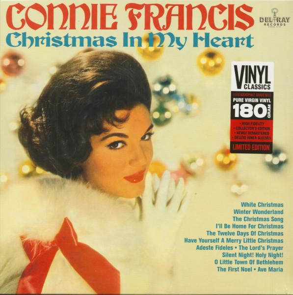 Christmas In My Heart (LP, 180g Vinyl, Ltd.)