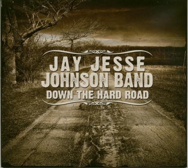 Down The Hard Road (CD)