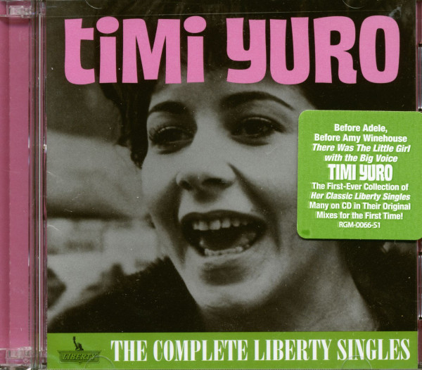The Complete Liberty Singles (2-CD)