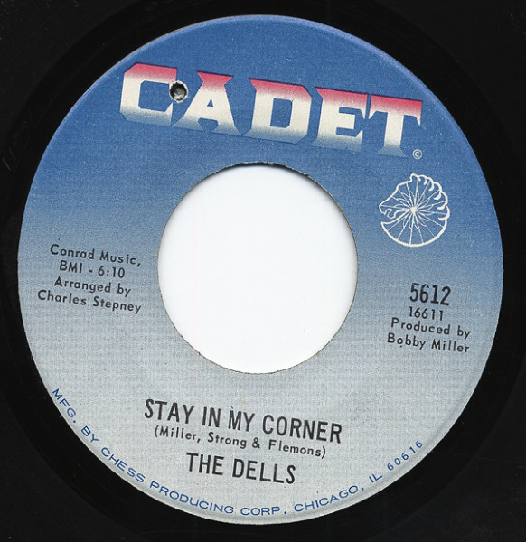 Stay In My Corner - Love Is So... 7inch, 45rpm - cut out