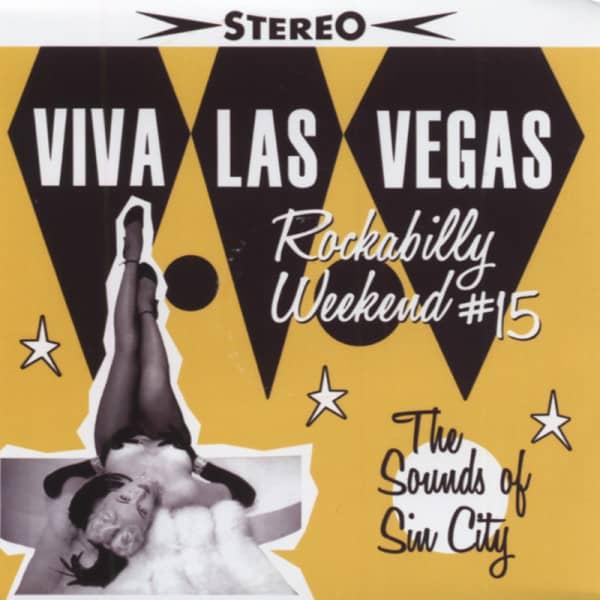 Viva Las Vegas Rockabilly Weekend #15